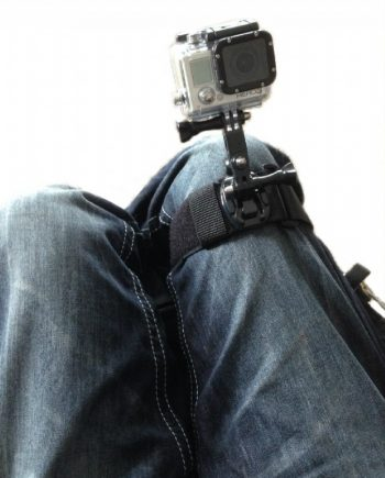 GoPro-knee-mount